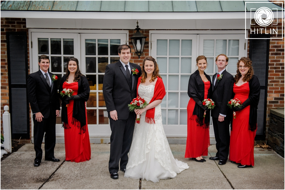 Mary & Thaddeus' Century House Wedding Latham NY Wedding Photographer | Hitlin Photography Inc.
