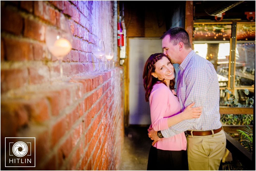 Megan & Eric's Engagement Session