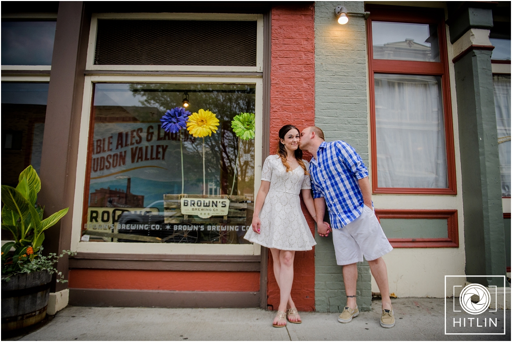 Kristen & Chad's Engagement Session