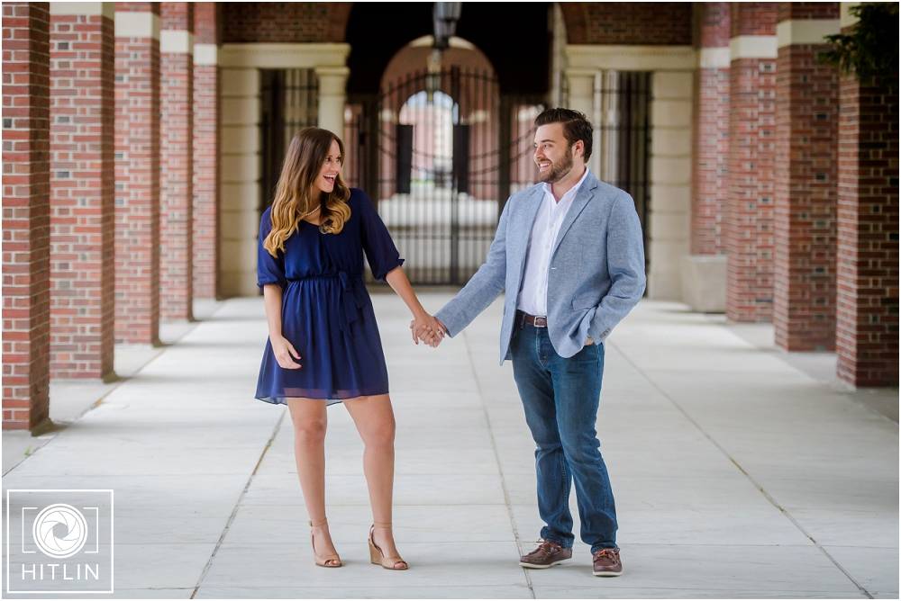 Rosemary & Bradlee's Engagement Session