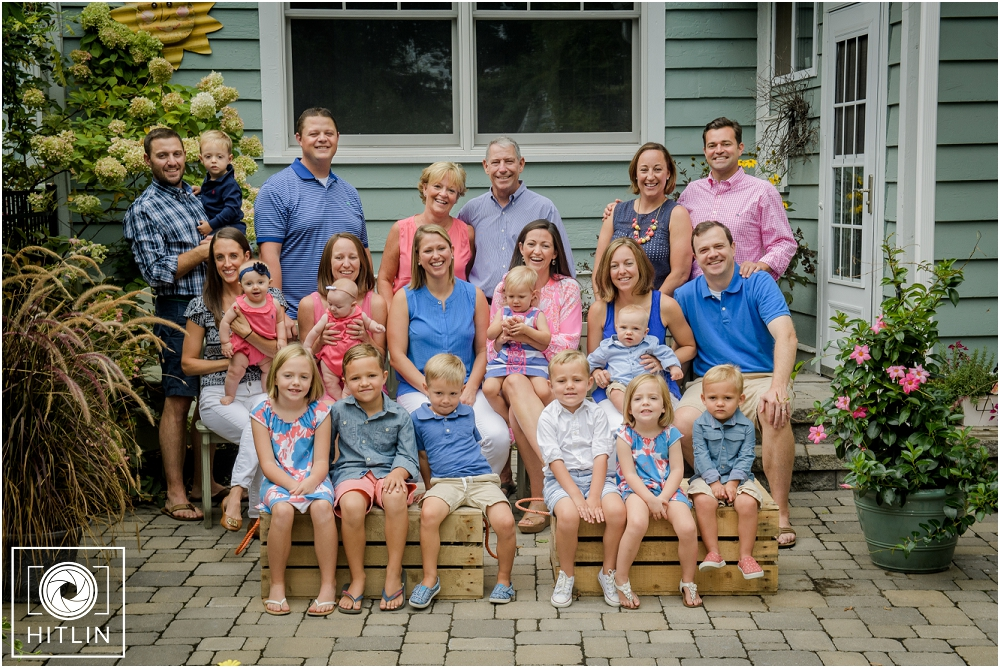 The Riegel Multi-Family Session