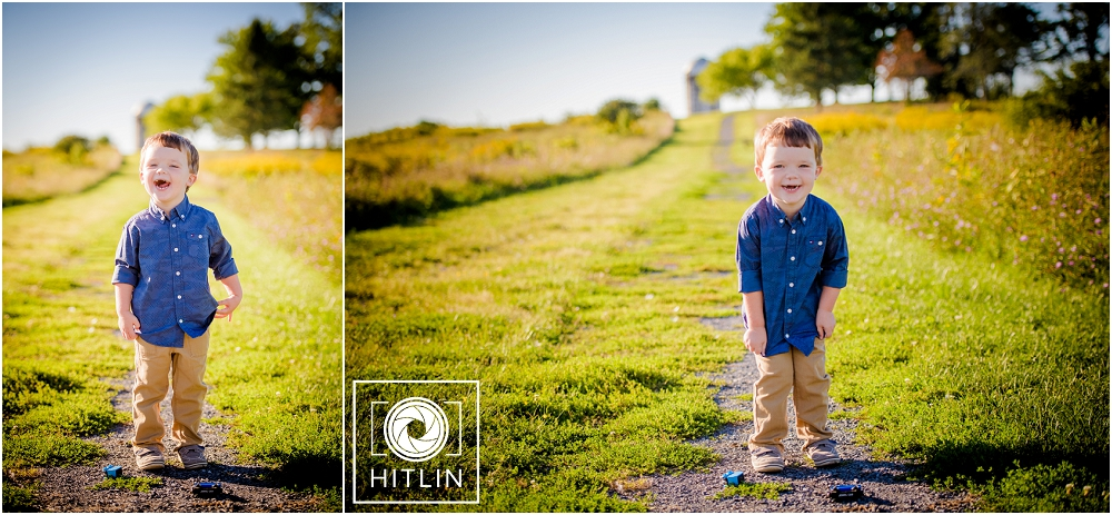 Reed Family Session