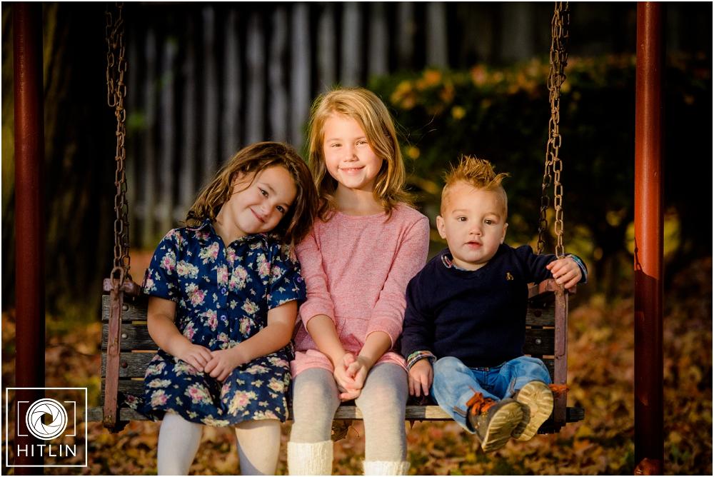 The Cassady-Dorion Family Session