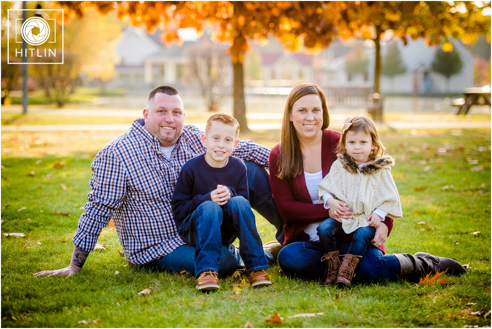 The Palmer Family Session