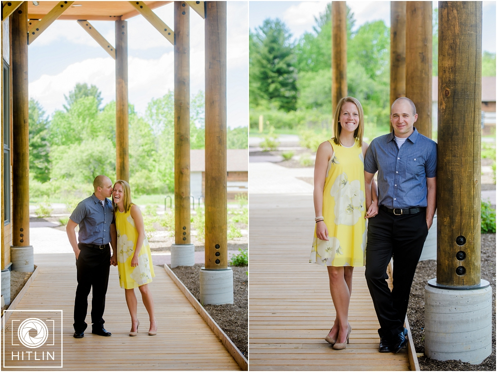 Mikaela & Mike's Engagement Session