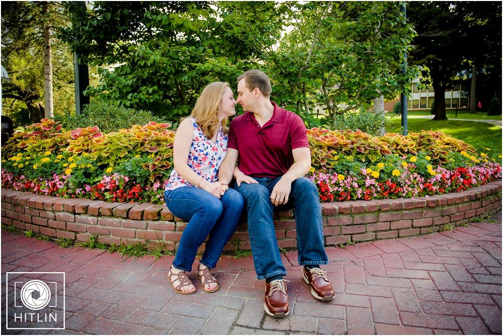 Michelle & Michael's Engagement Session