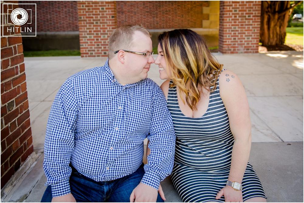 Lindsay & Justin's Engagement Session