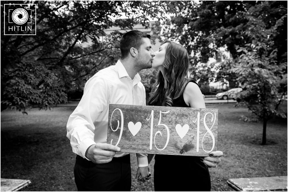 Becca & Ian's Engagement Session