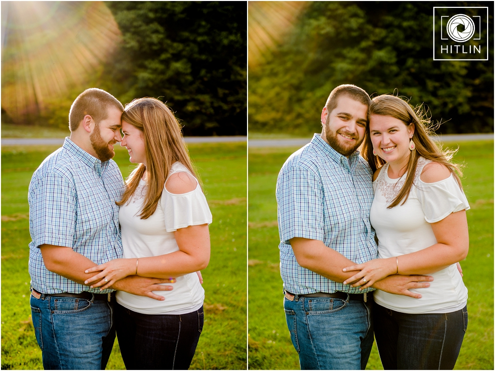 Kerry & Eric's Engagement Session