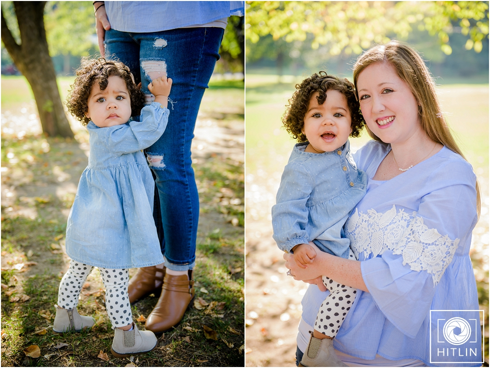 The Johnson Family Session