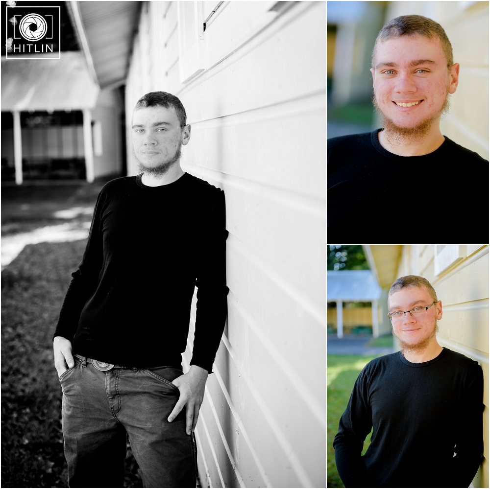 Devin's HS Senior Session