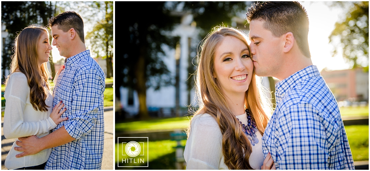 Lauren & Kevin's Engagement Session