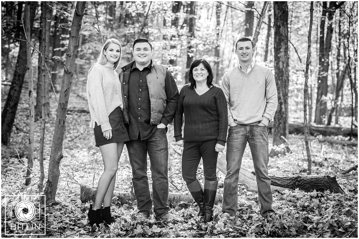Kelly's family session