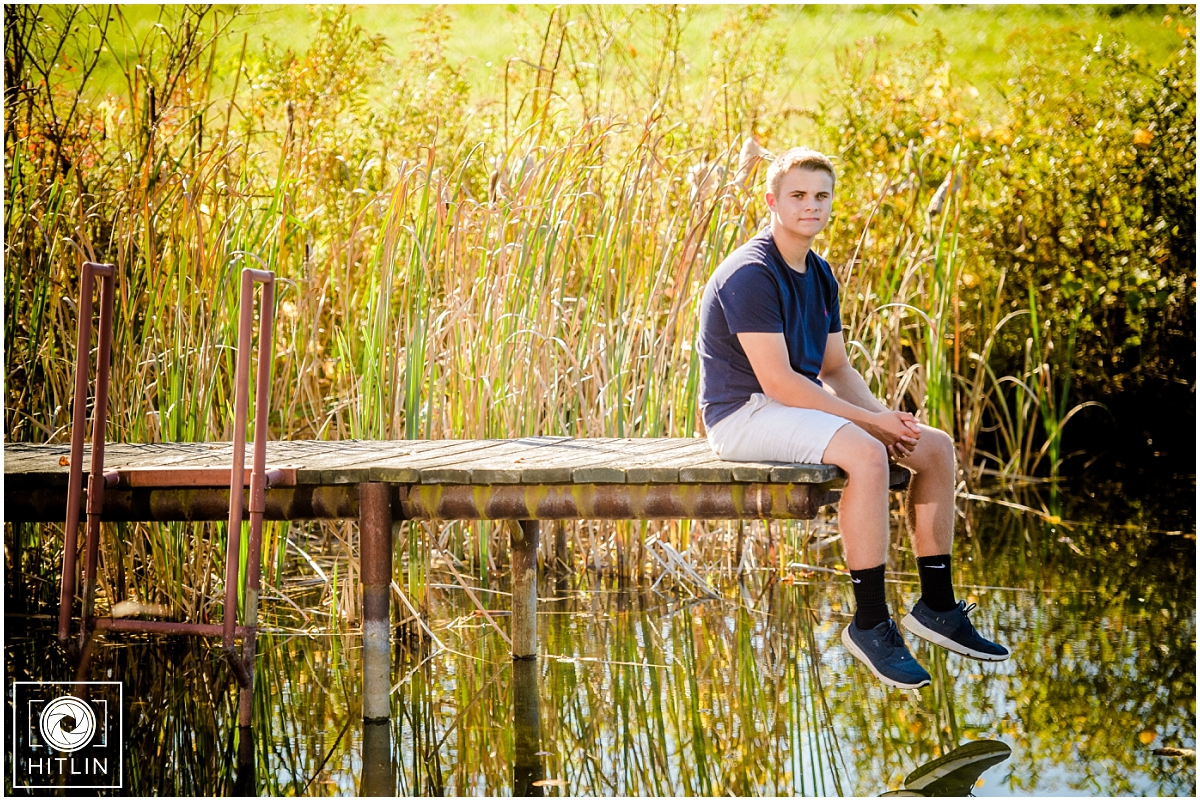 Jack's HS Senior Session