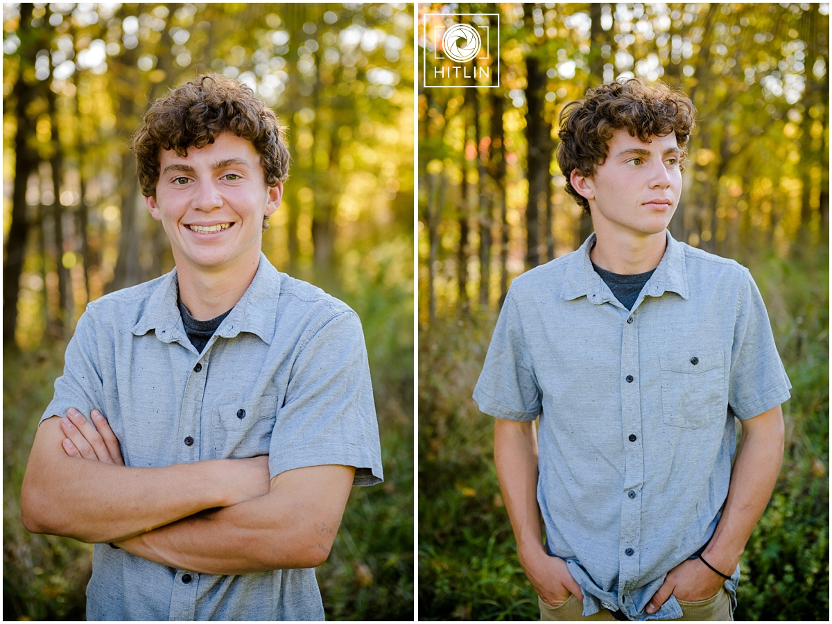 Caleb's HS Senior Session