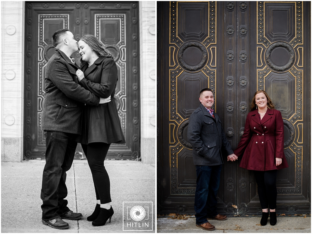 Taylor & David's Engagement Session
