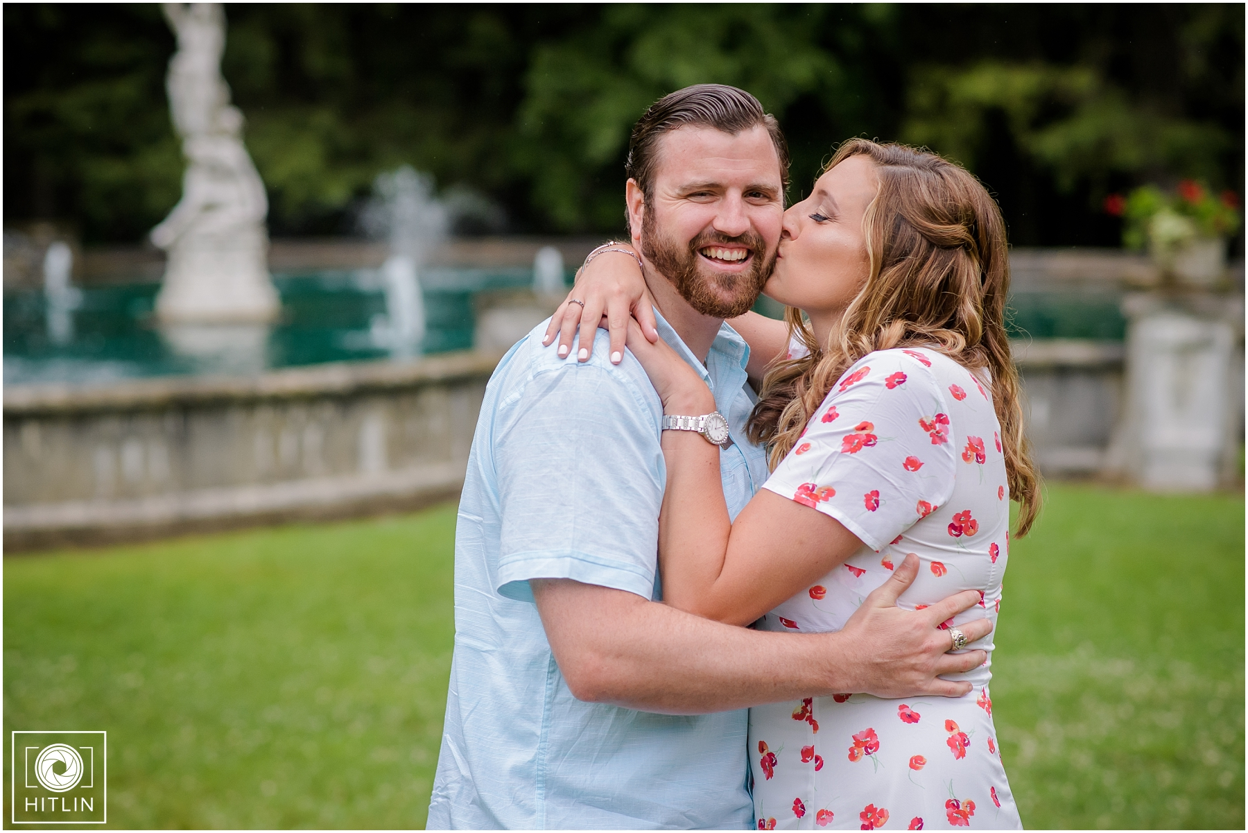 Alisa & Sean's Engagement Session