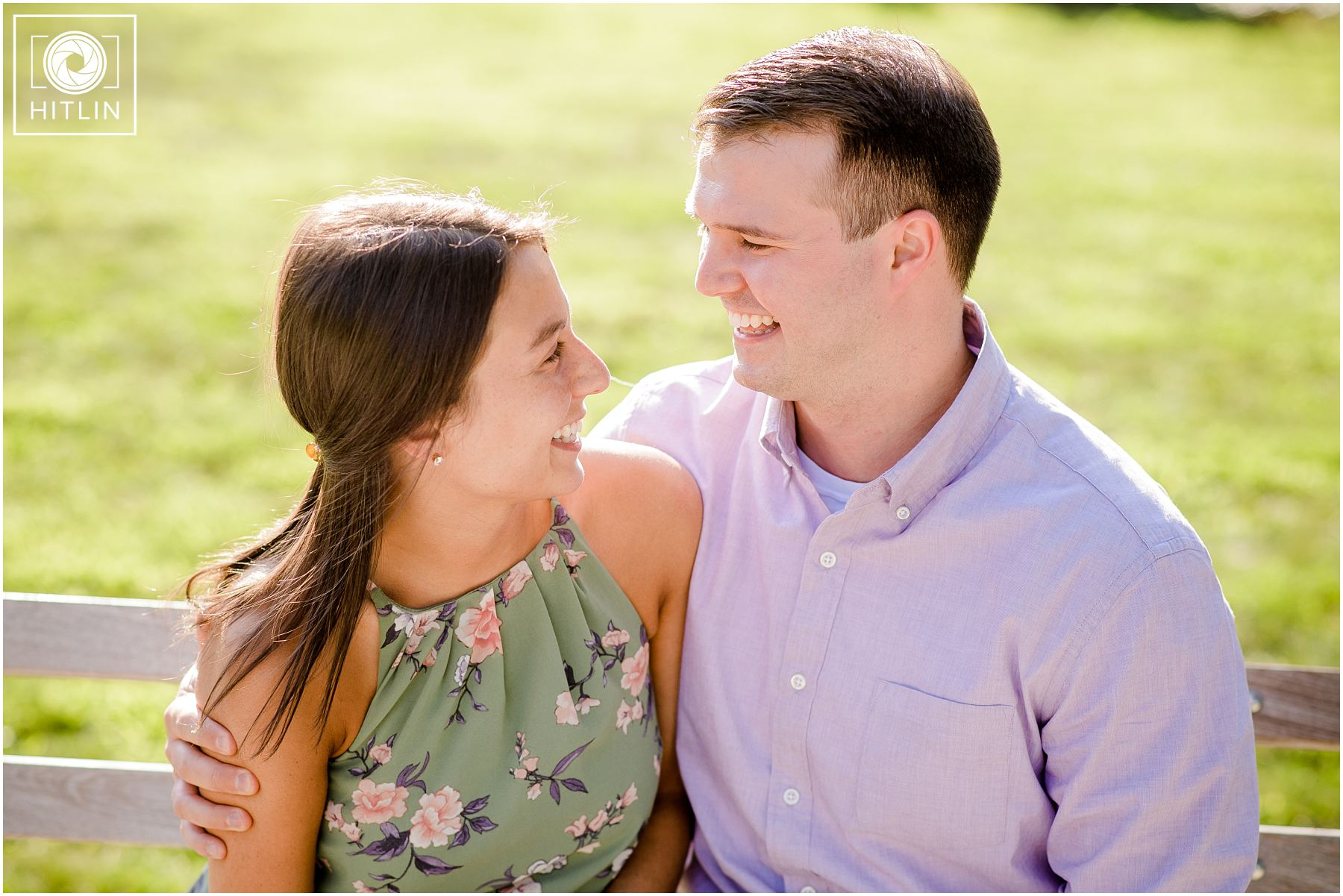 Paige & Kevin's Engagement Session