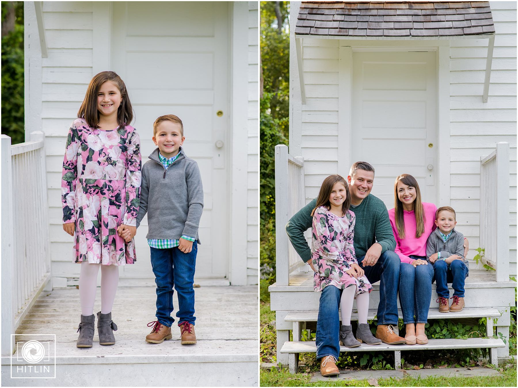 The Gardinier Family Session