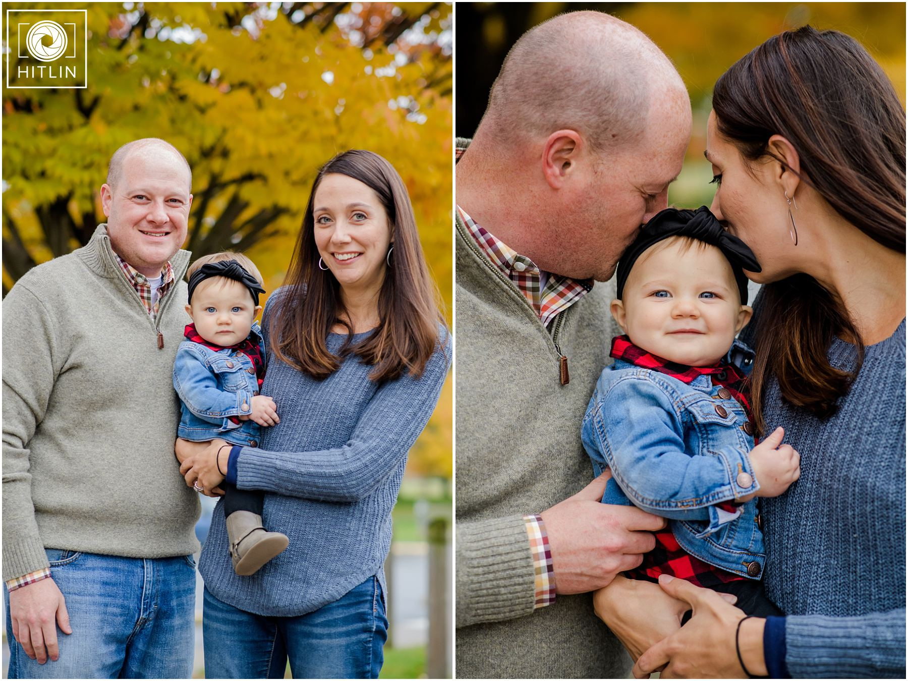 The Heslin Family Session