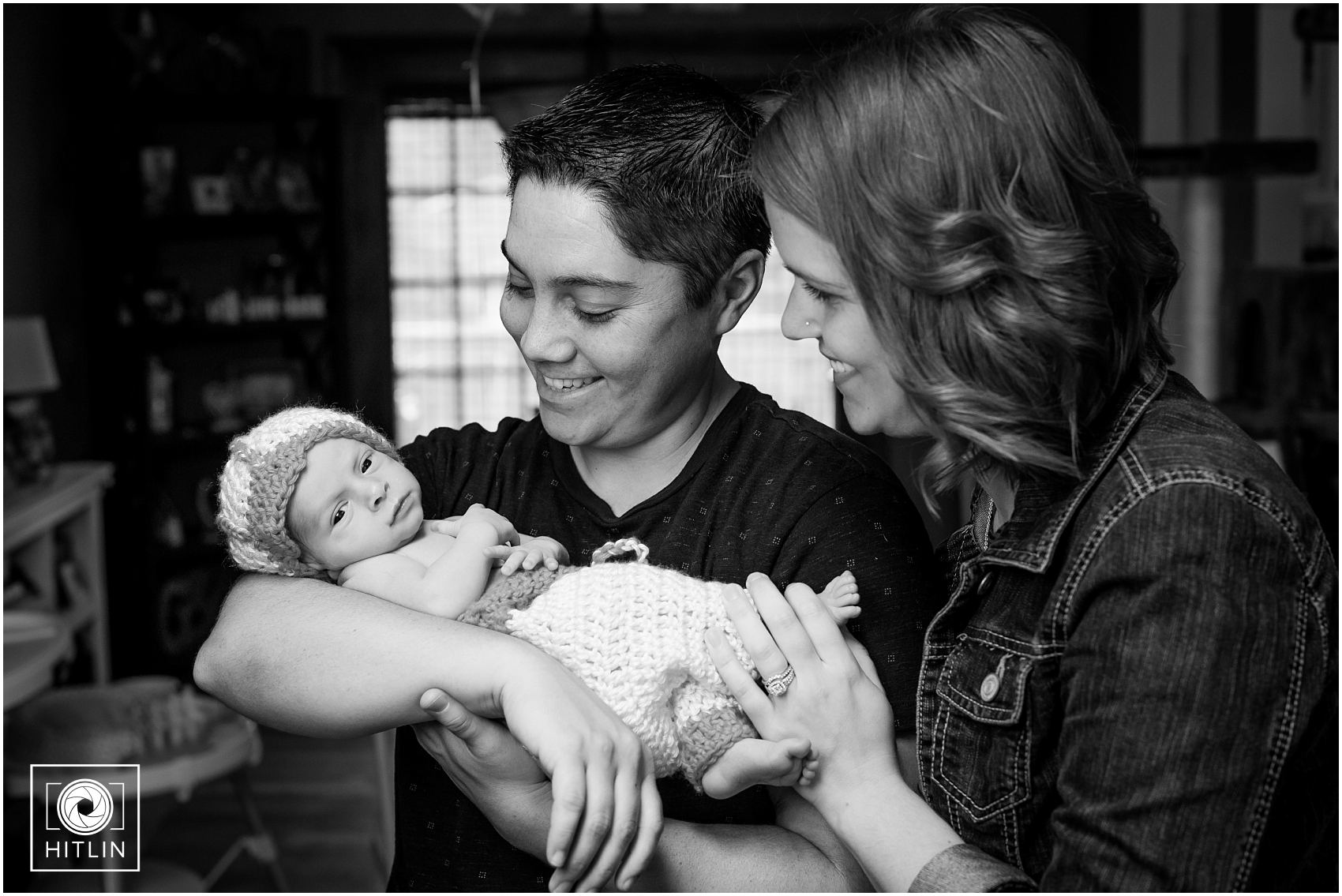 The Maisonet Family Newborn Session