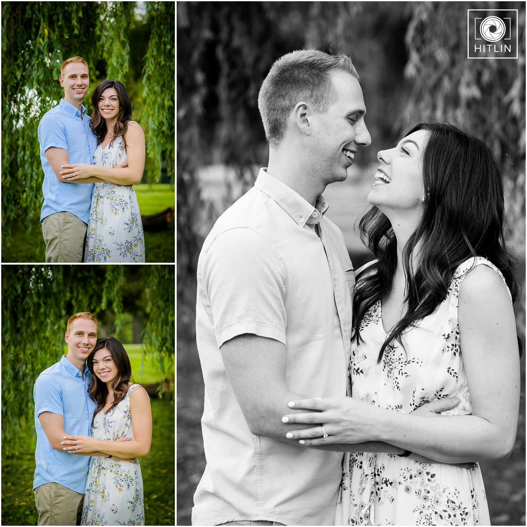 Jennifer & Mark's Engagement Session