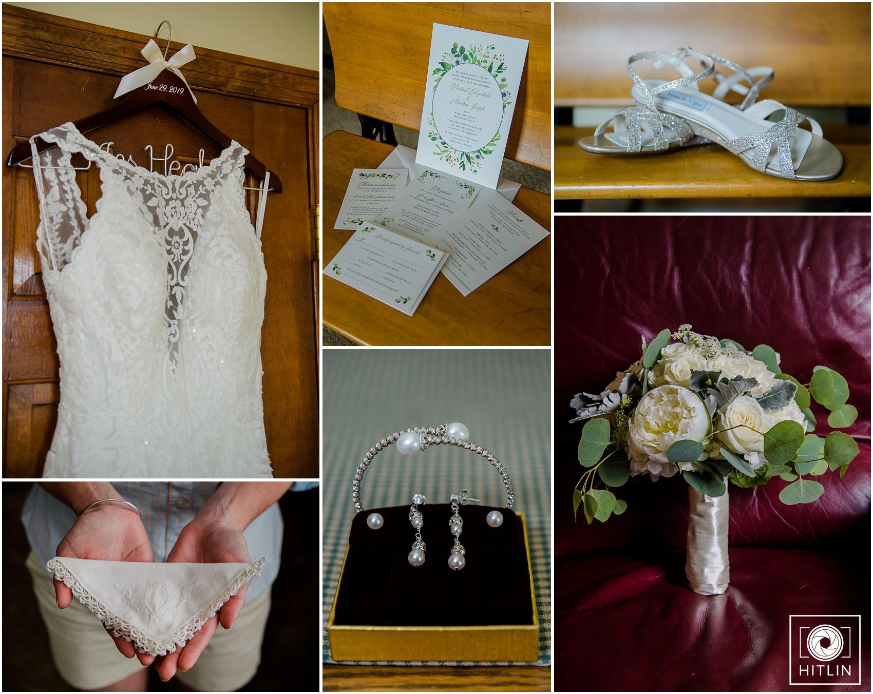 Rachael & Andrew's Wedding