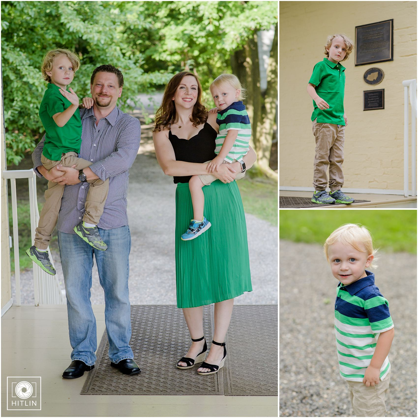 Candace & Pete's Family Session