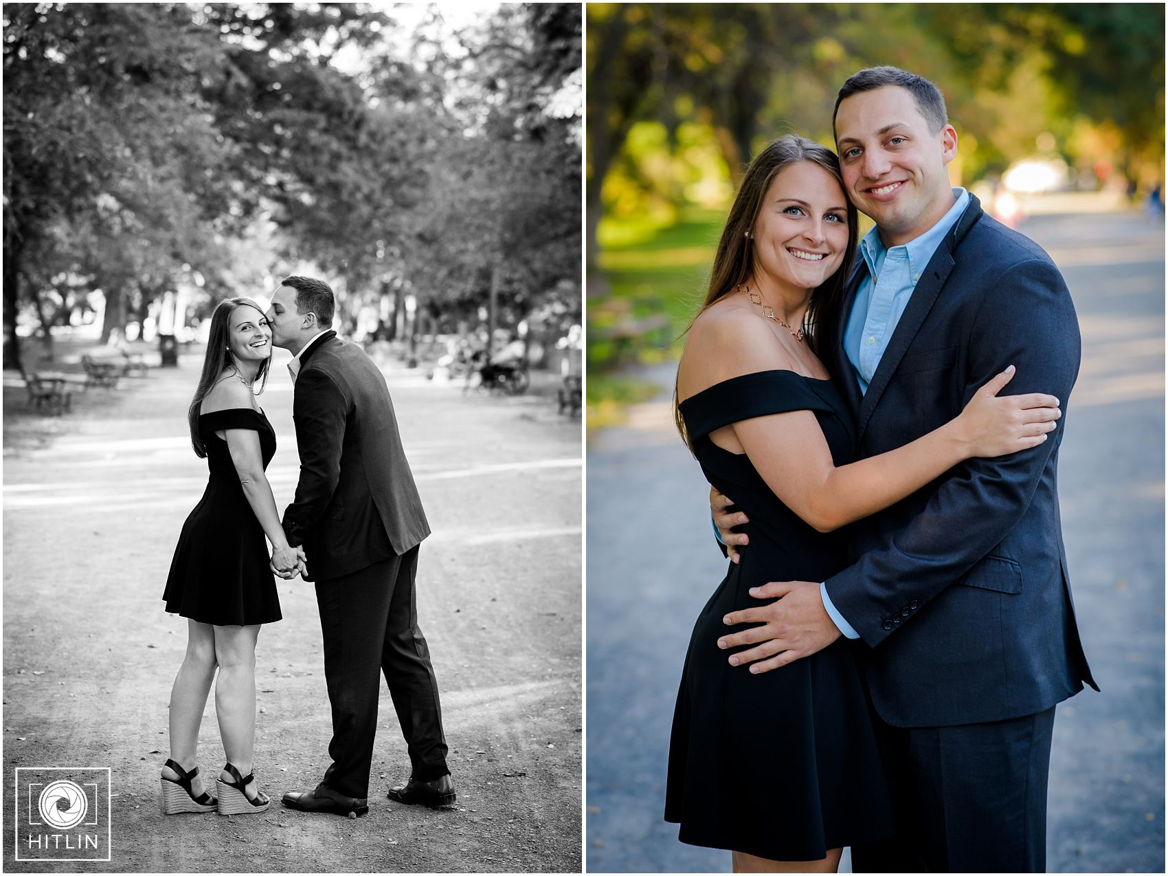 Lindsay & Bryan's Engagement Session