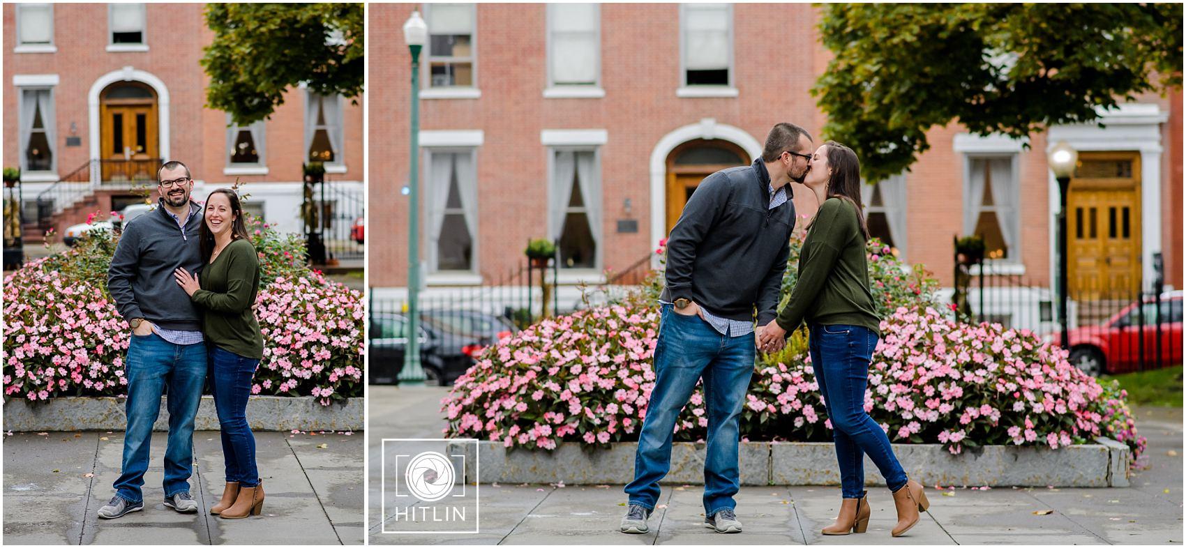 Kristin & Colin's Engagement Session