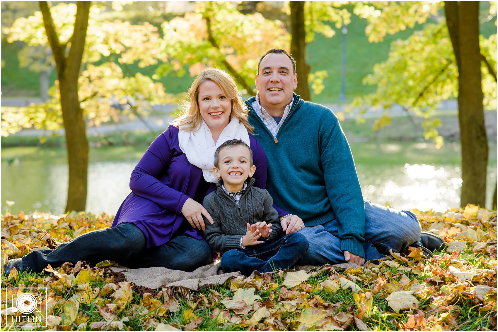 The Bowman Family Session
