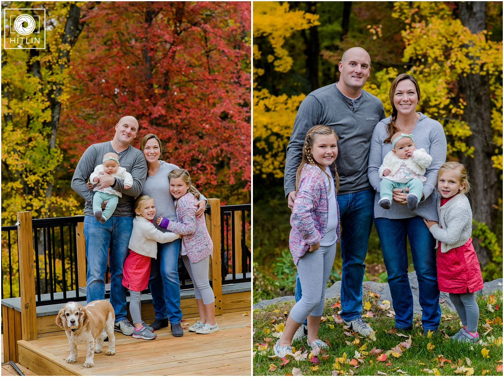 The Bowen Family Session