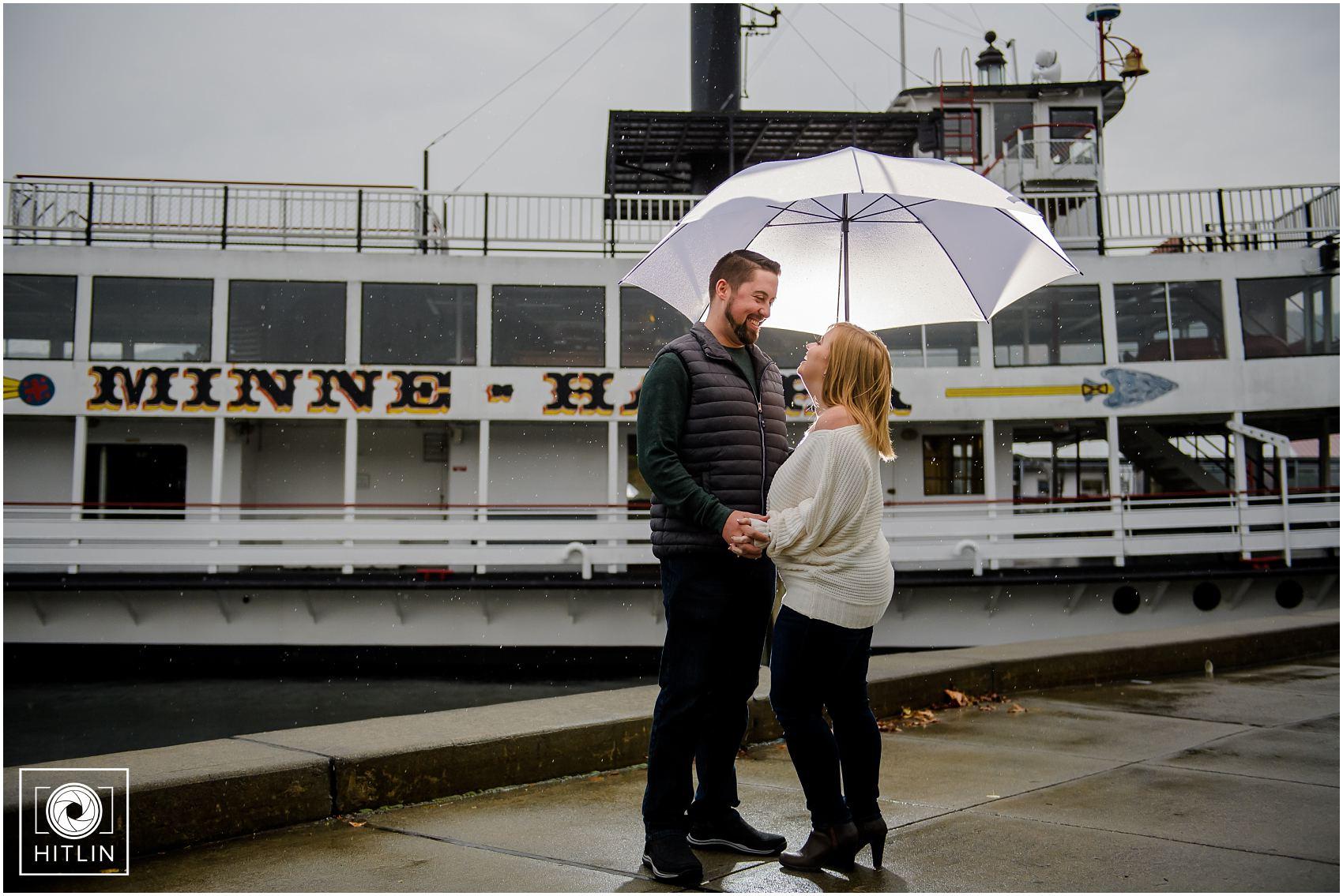 Michelle & Chris' Engagement Session