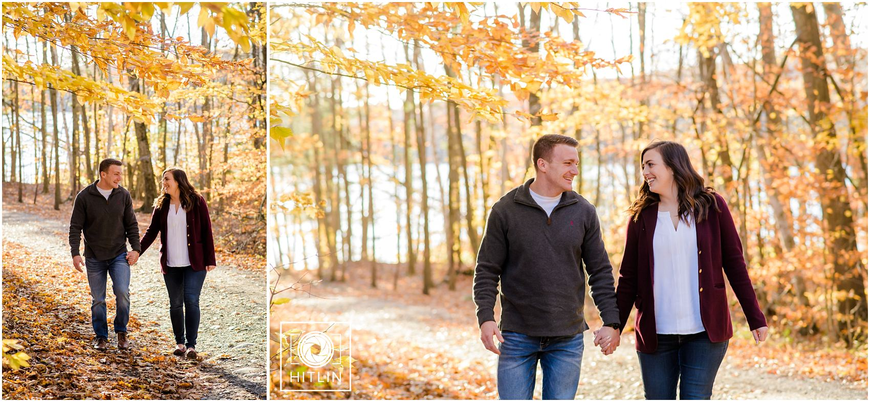 Amy & Joe's Engagement Session