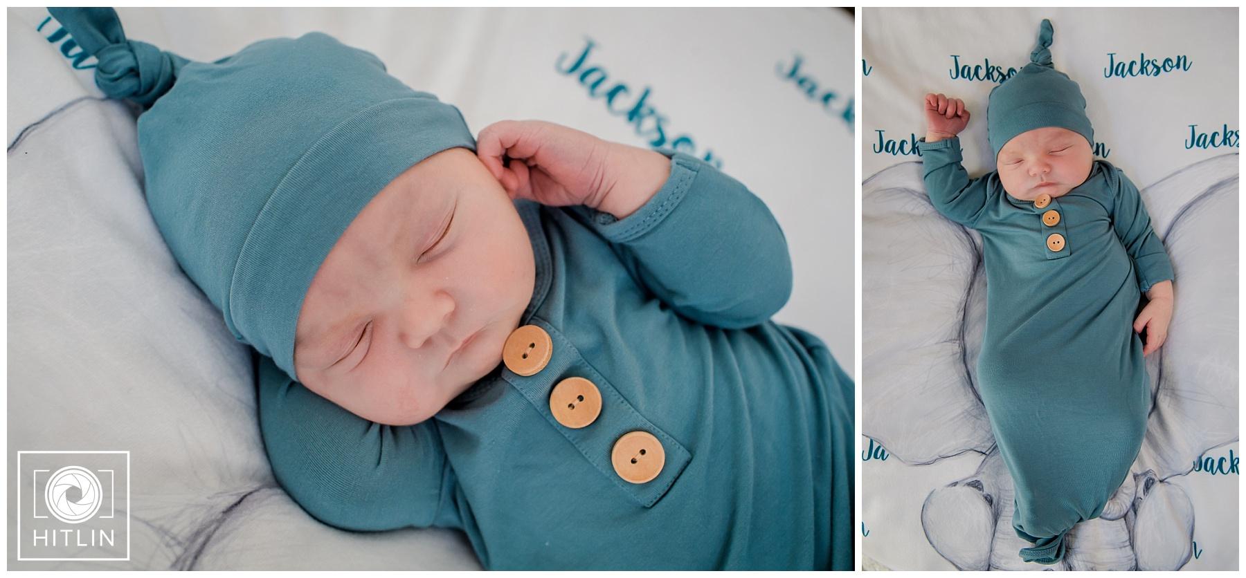 Wysocki Newborn Session