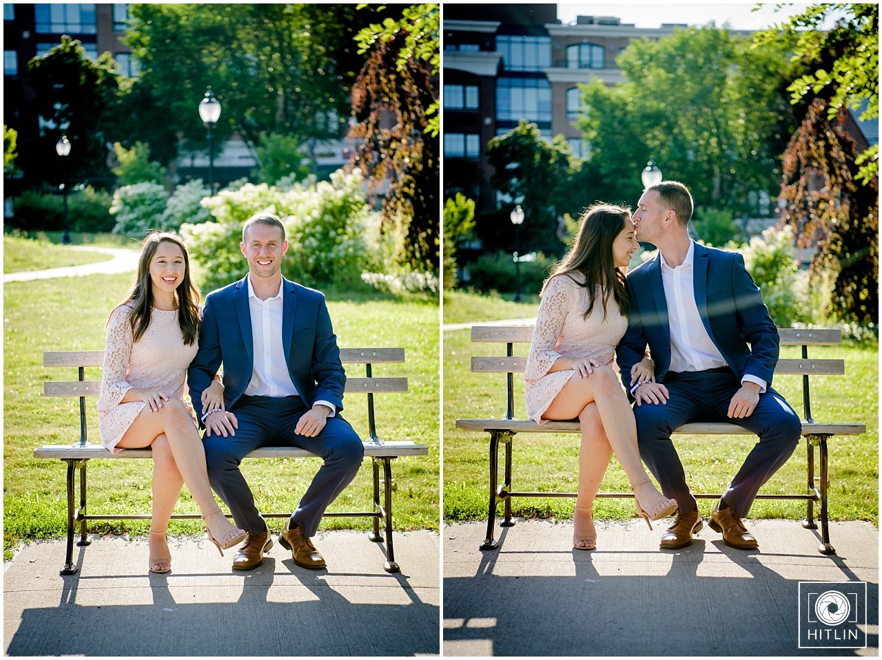Abby & Kevin's Engagement Session