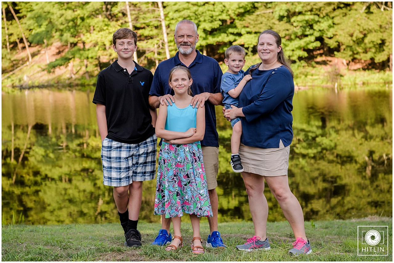 The Barry Family Session
