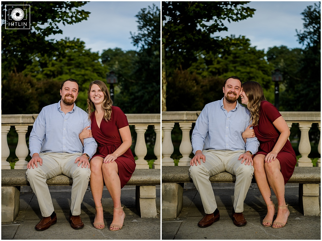 Heather & Andrew's Engagement Session