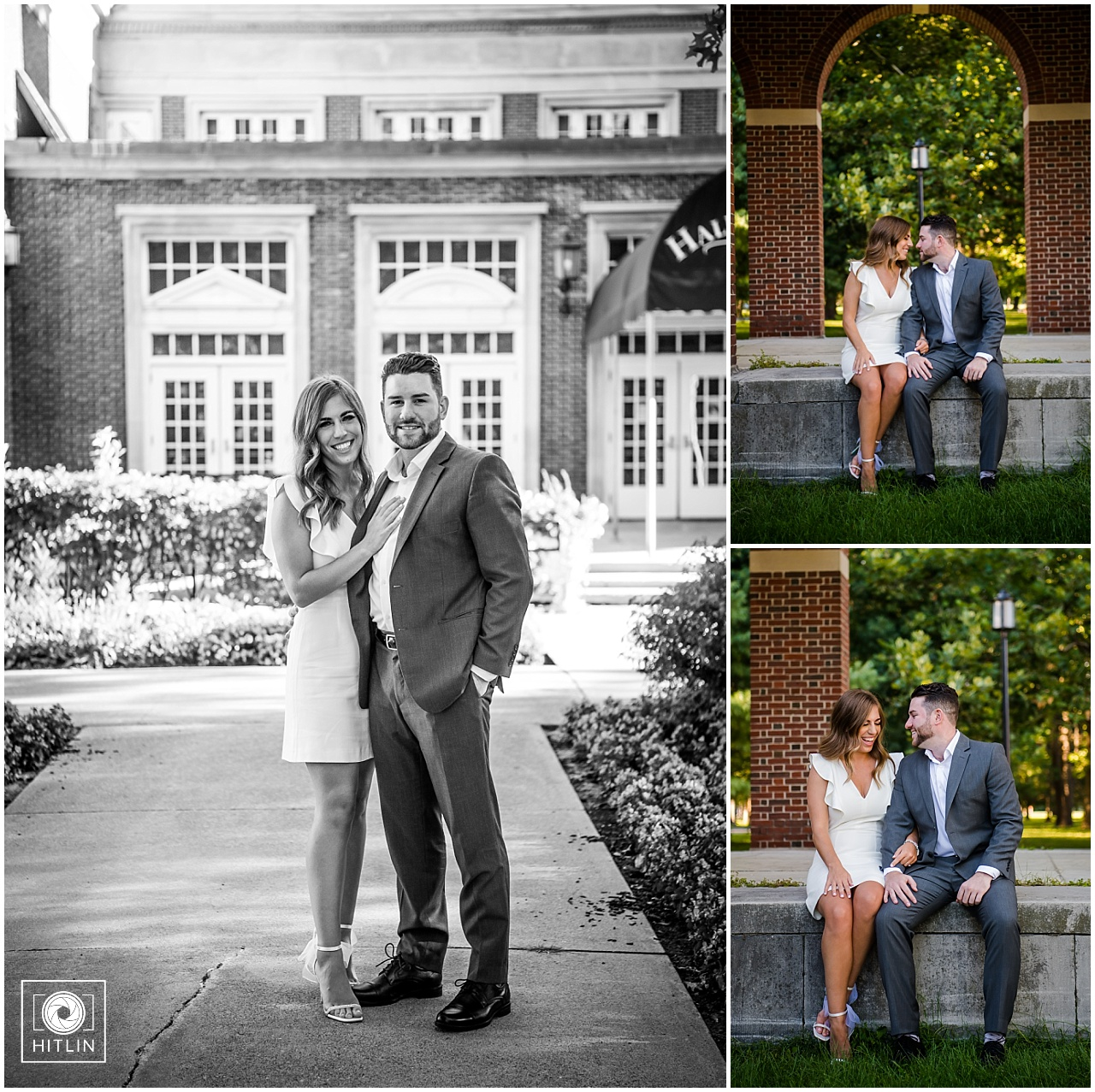 Lindsay & Max's Engagement Session