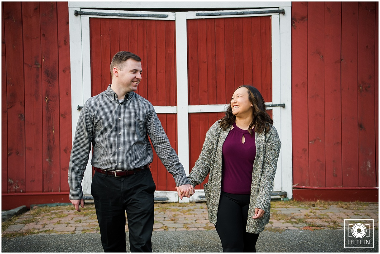Leah & Jeff's Engagement Session