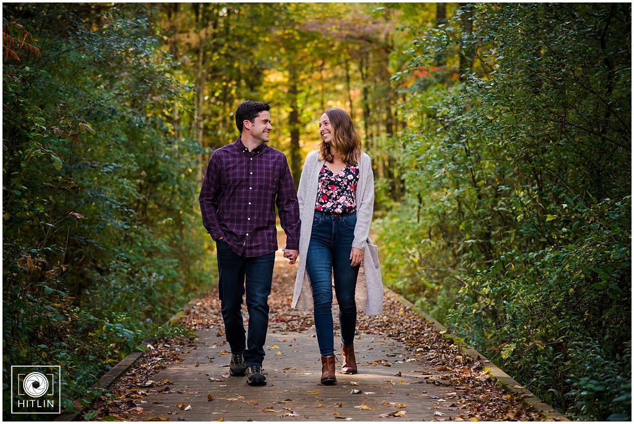 Katie & James' Engagement Session