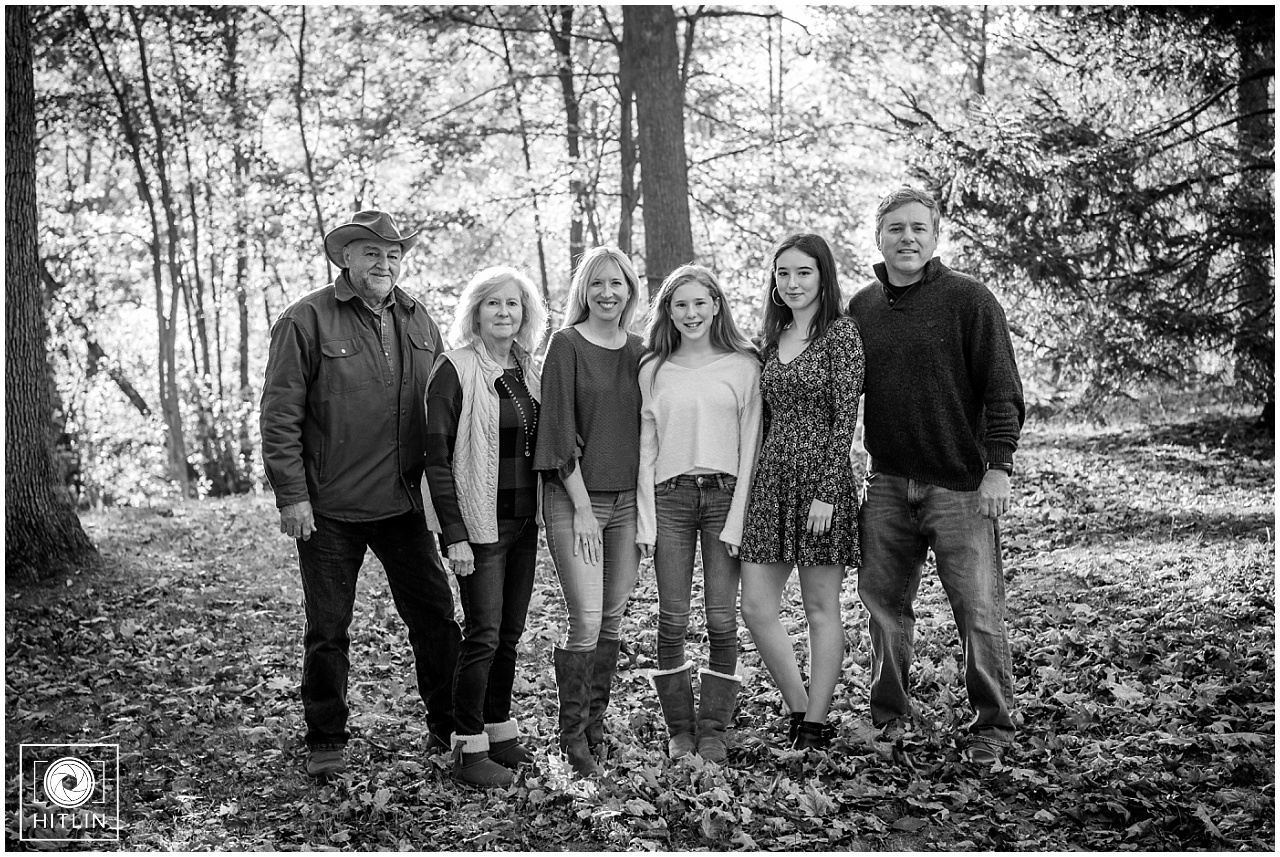 The Hawver-Moriarty Family Session