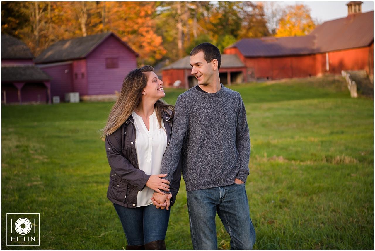Lizzie & David's Engagement Session