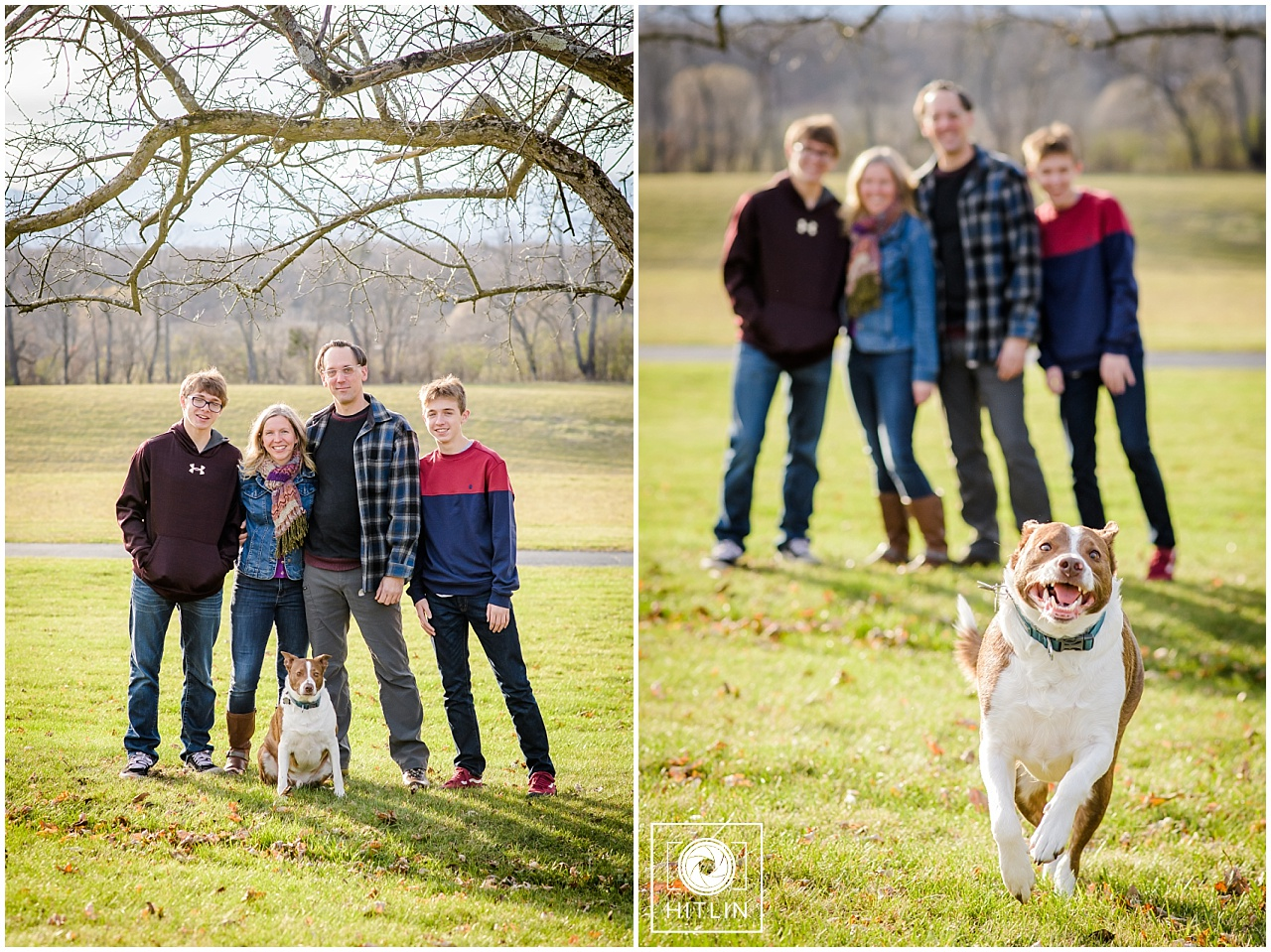 The Isbester Family Session