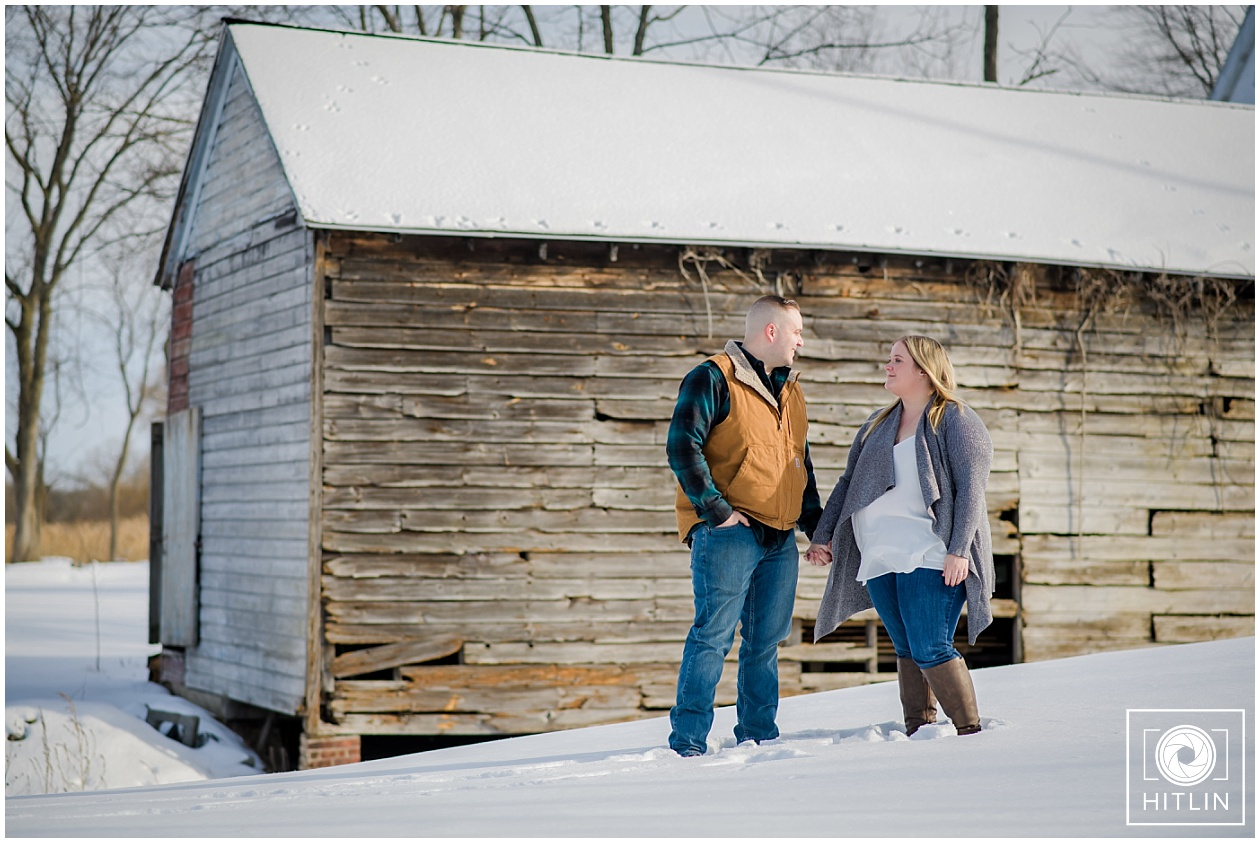 Tracey & Markus' Engagement Session