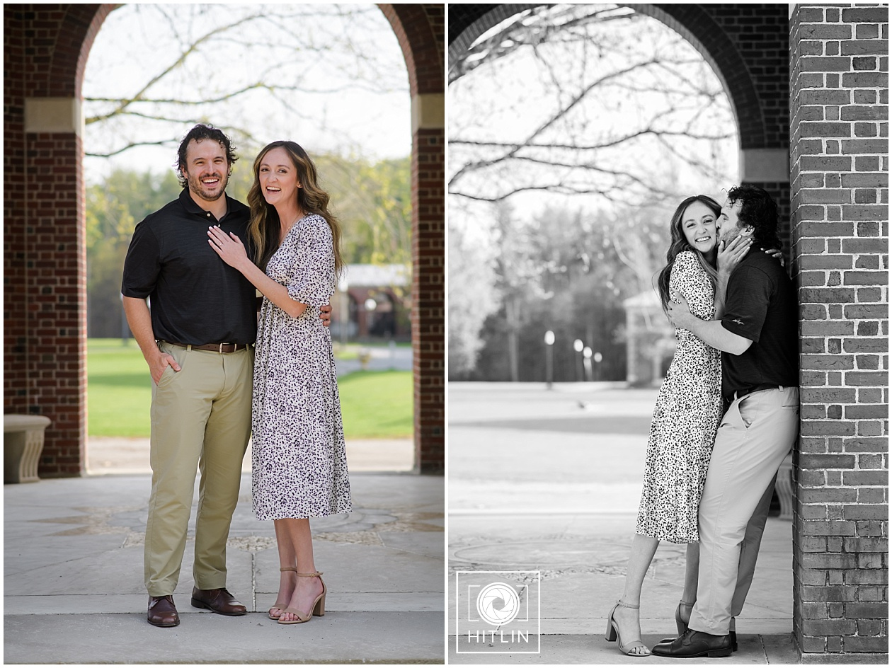 Genevieve & Andrew's Engagement Session