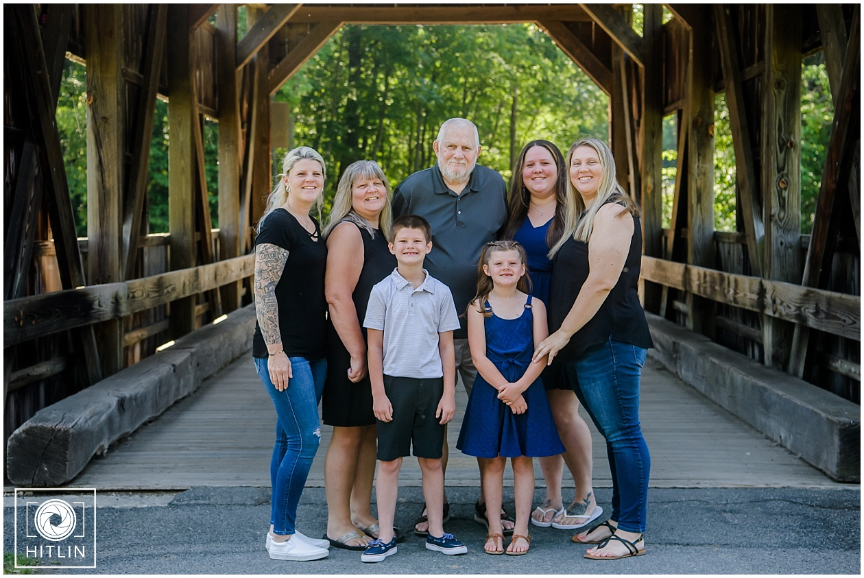 The Hallenbeck Multi Family Session