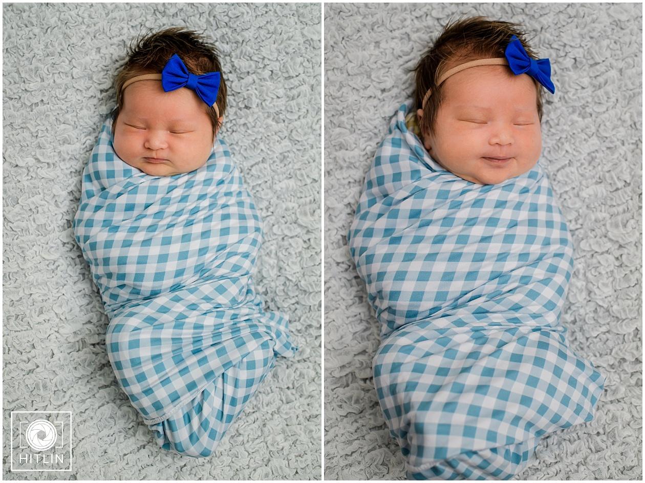The Lyons Family Newborn #2 Sessoin