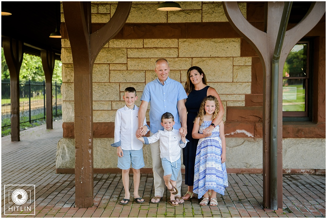 The Mills Family Session