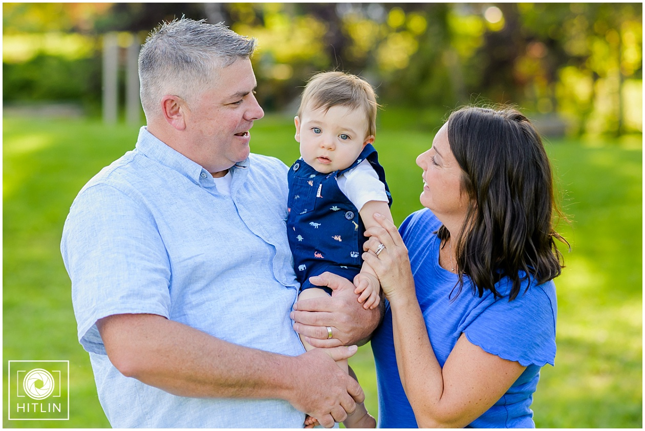 The Manley Family Session